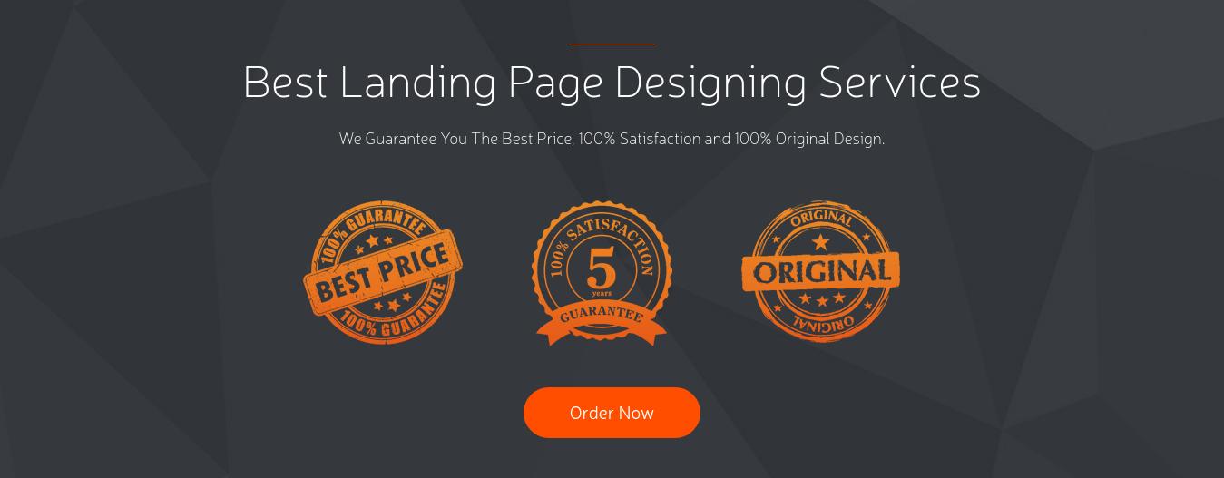 Best Landing Page Designing Services