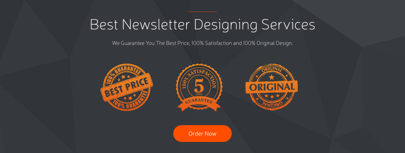 Best Newsletter Designing Services