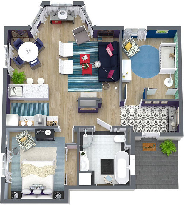 Professional-3D-Floor-Plan