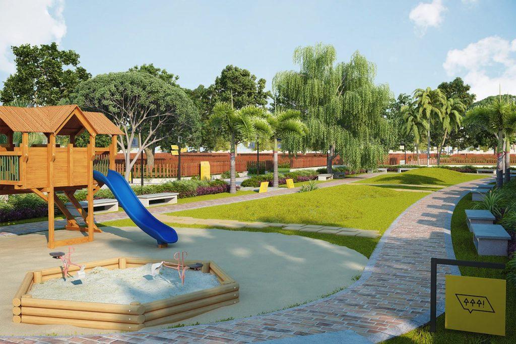 3D Garden Design Landscape